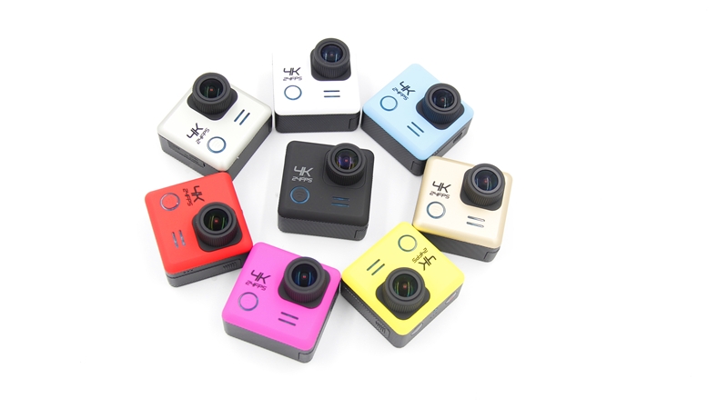 Mini Waterproof Sport Camera WIFI 170 Degree Wide Angle Action Camera