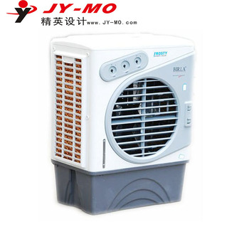 Plastic air cooler mould made in Huangyan with low price and high quality