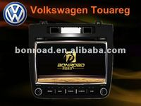 BONROAD car radio tv dvd for Toureg with 3G internet