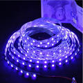 5M/16.4ft 3528 SMD Blacklight UV/Ultraviolet 395nm-405nm LED Light Strip Fiwithout damaging the rest strip. * Length: 5m/16.4ft;