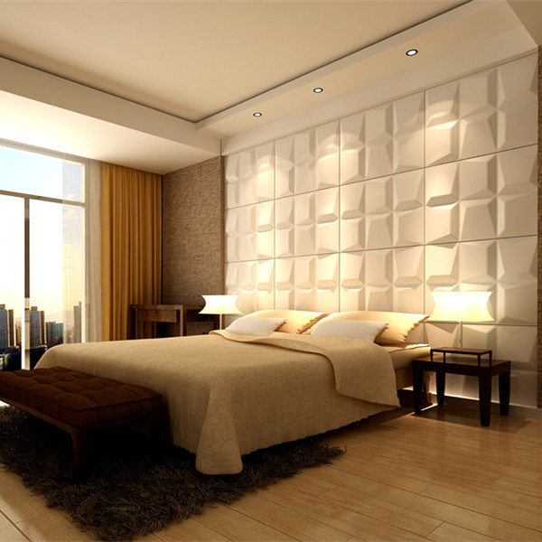 Inddoor decorative wall paper 3d decorative plastic wallpaper for interior home decoration