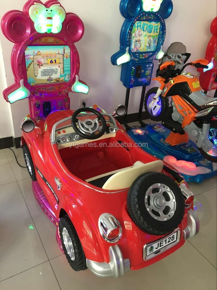 cheapest car video kiddie rides for sell