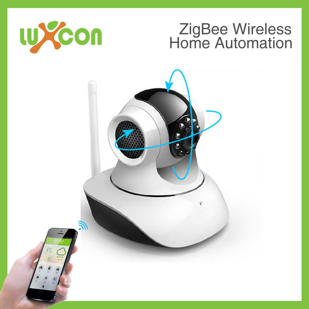 ZigBee smart home cctv wireless camera, wireless video camera