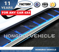 new design Running Board For toyota RAV4 2013 (cayenne style) auto parts running board car accessories