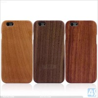2014 hot selling wooden cases for iphone 4\4s\5\5s\5c\6, for iphone 6 case wood