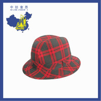 zfqueen 50%wool 50%polyester trilby fedora hat