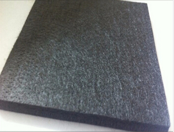 carbon felt for storage battery