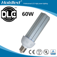 Newest led Corn Bulb E40 6W yard light lamp with CE ROHS UL DLC certificates