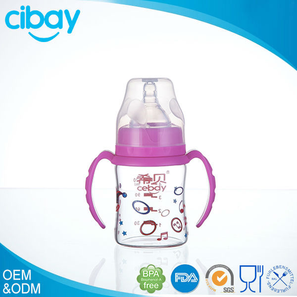 Newly Manufacturing Glass Baby Food Jars Wholesale