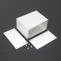OEM Extruded Aluminum External Enclosure for PCB