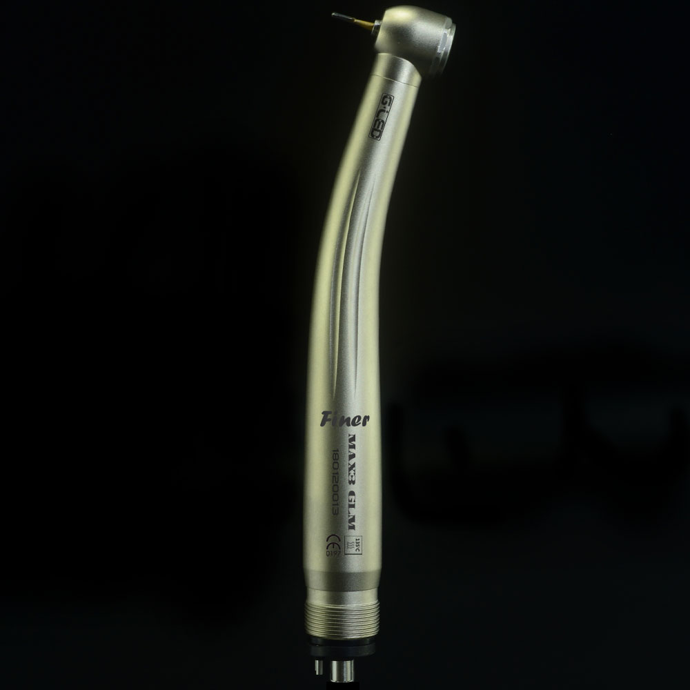 Good quality dental high speed handpiece for PANA MAX PLUS handpiece design with dental air rotor turbine