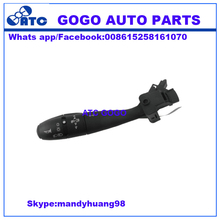 GOGO Superb auto parts France STEERING COLUMN SWITCH turn signal switch for peugeot 206