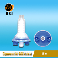 15# Blue dental mixing cannula for new products looking for distributor