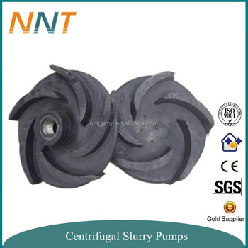 R55 open rubber impeller for 40pv-sp sump pump