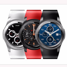 2017 New arrival Fashion fitness Sport heart rate monitor GPS Smart phone watch Bluetooth4.0 WIFI Smart Watch phone