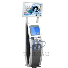 High quality commercial used photo kiosk