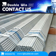 manufacturers china 5 inch galvanized steel pipe for greenhouse frame