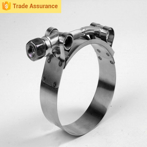 8mm perforated hose clamps