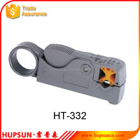 HT-332 RG59/6/58 insulation wire rotary stripper stripping tool coax coaxial cable stripper