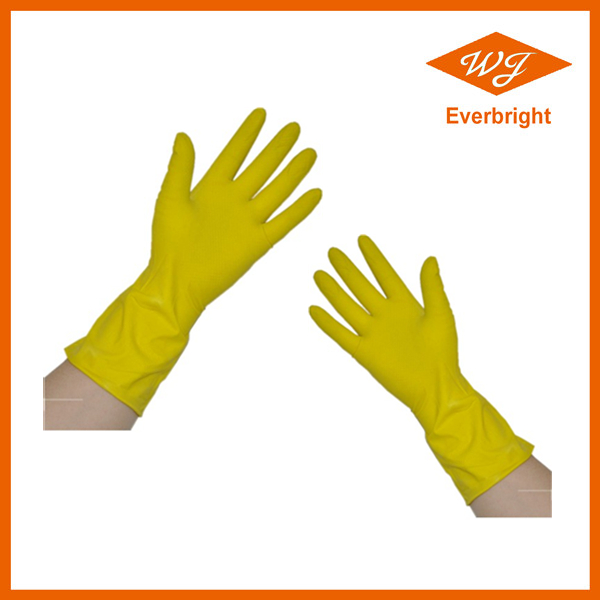 SEXY LATEX HOUSEHOLD RUBBER GLOVE