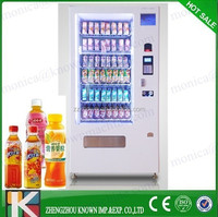 Wifi vending machine/Drinking vending machine with elevator