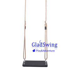 GladSwing S172 Children Rubber Swing with metal plate inside outdoor hanging baby swing seat