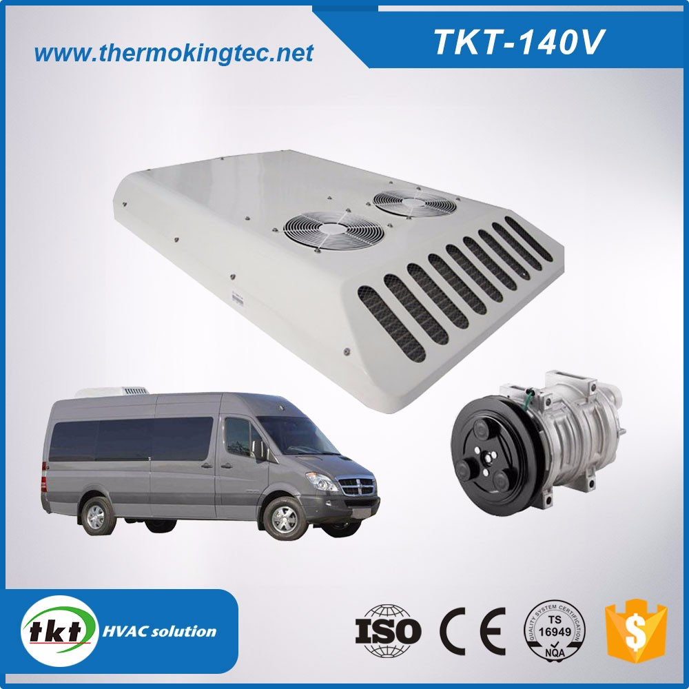 rooftop Van air conditioning for minibus TKT-140V