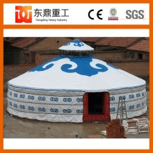 30m Biggest widely use mongolian yurt/camping ger have good quality