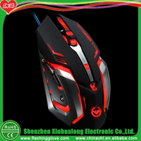 LED Pc Mouse Custom Macro Programming