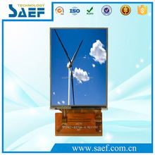 SAEF TFT 2.4 inch touch screen TFT display 240X320 tft lcd module qvga LCD display built in 48 pins MCU lcd monitor