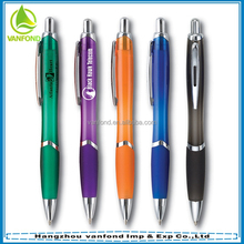 2015 hot selling logo printed uni ball pen for promotion