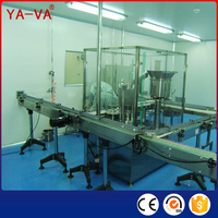 Slat Plastic Chain Conveyor For Medicine