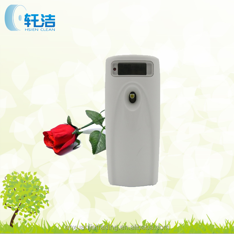 High Quality Wall Mounted Air Freshener Refill Aerosol Dispenser