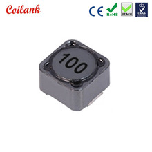 Shenzhen Factory Smd Magnetic Core Shielding Power Inductors 12*12*7 10uh 100