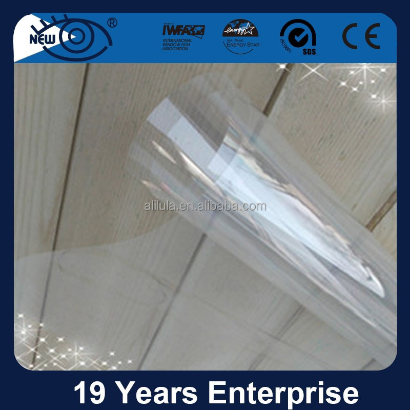 2mil transparent safety glass protective