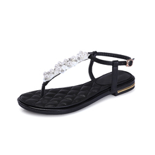 Tracyee New Rope Flat Sandals Wholesale Latest Ladies Sandals Designs 2017 In China