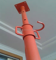 painting/galvanized/powder coated adjustable scaffolding steel props for construction