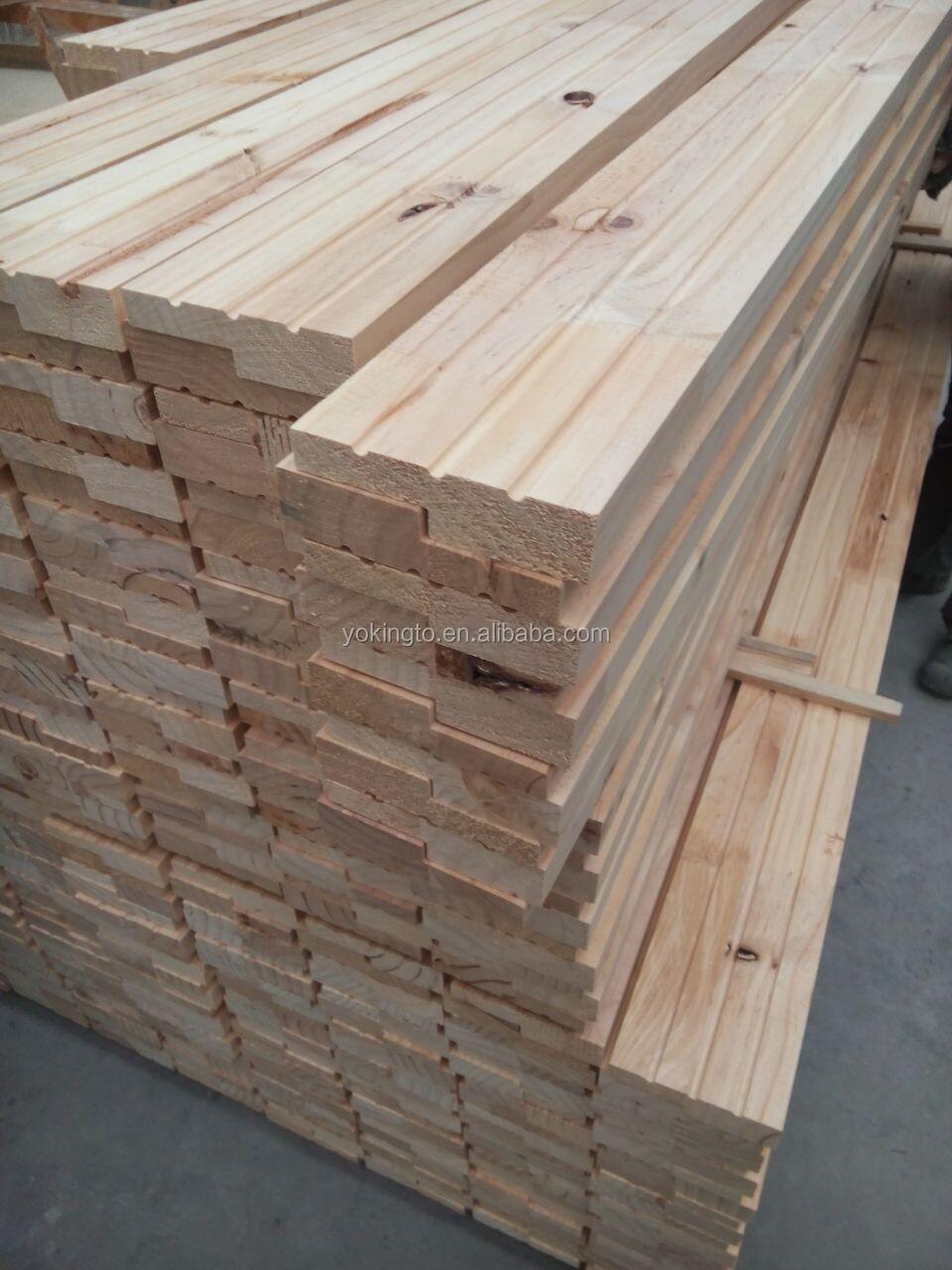 Pine wood finger joint door frame door jamb wood moulding for Finger joint wood doors