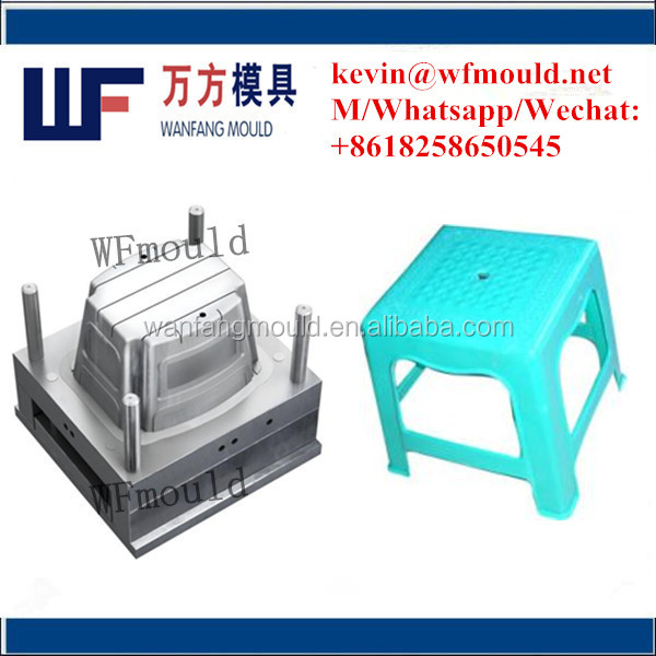strong plastic kids step stool mold/stool mould