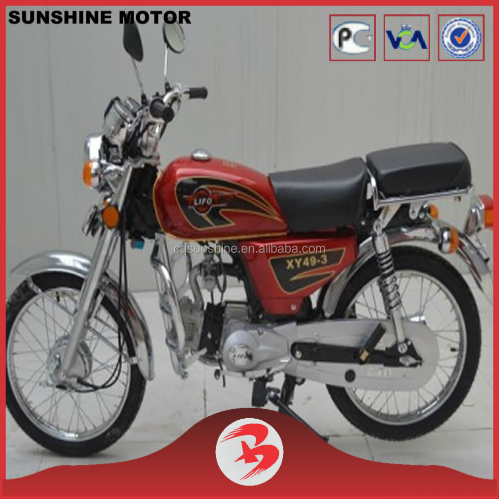 SX70-1 Europe Popular OTTC/EEC High Quality Cheap 100CC Street Bike
