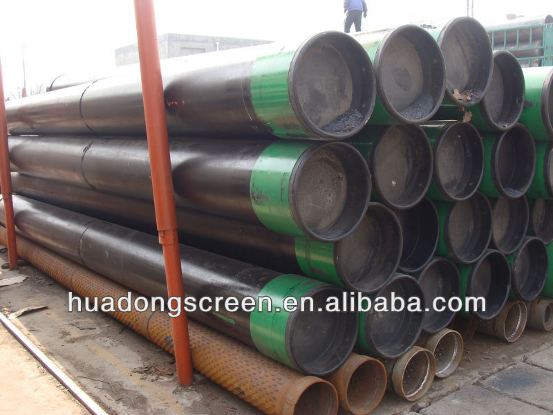 (manufacture)HUADONG APT 5CT oil well casing pipe/conductor casing pipe