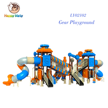 Amusement playground equipment children carousel