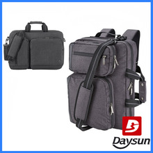 Cool business Laptop bag Briefcase convertible to laptop backpack