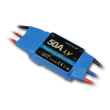 2015 New Brushless ESC 50A 4S 5.5V/4A SBEC ESC for RC Airplane with Program Card