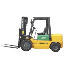 Shantui 3 ton diesel forklift with China engine