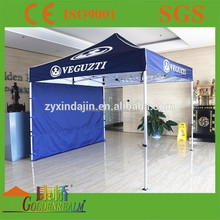cheap dye-sub printing $2/sqm Super Quality Custom Weather Resistant Outdoor Folding Tent