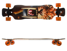 plastic kids and adults on road fashionable new China manufacturers cheap longboard trucks