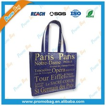 Full Printing Pressing PP Nonwoven Bag For Shopping