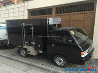 Manufacturer Meat Transport Refrigerated Freezer Box Truck Body