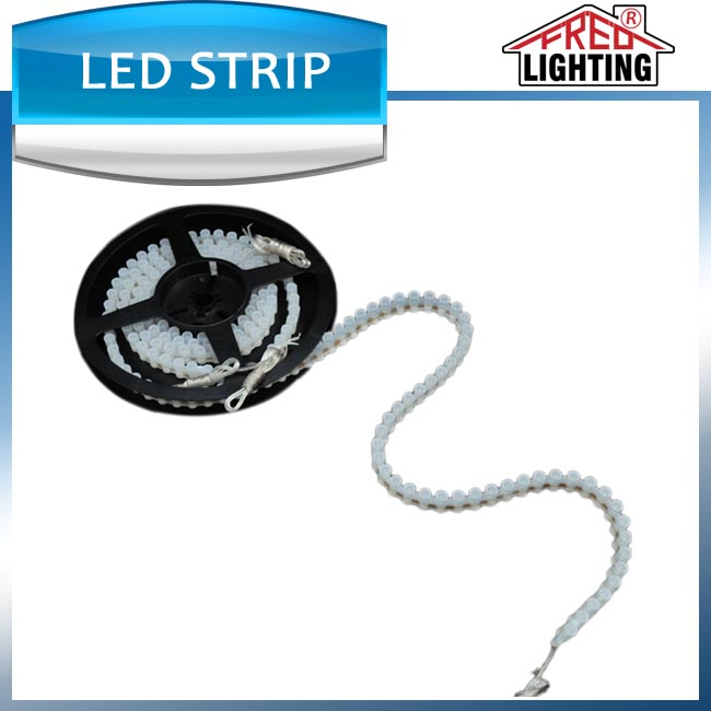 Waterproof Dip led strip 96pcs 12V great wall led strip light for car decoration